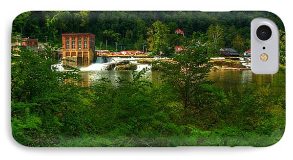 IPhone Case featuring the photograph Kanawha Falls by Dave Files
