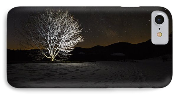 Kancamagus Scenic Byway - Sugar Hill Scenic Vista New Hampshire Usa IPhone Case by Erin Paul Donovan