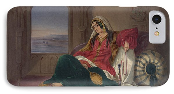 Kandahar Lady Of Rank IPhone Case by British Library
