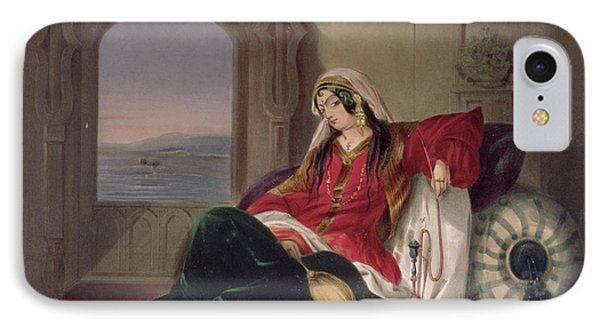 Kandahar Lady Of Rank IPhone Case by James Rattray
