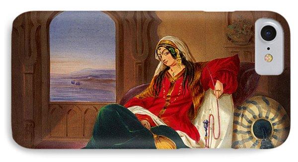 Kandahar Lady Of Ranks IPhone Case