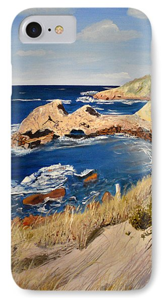 Kangaroo Island Lookout IPhone Case by Zilpa Van der Gragt
