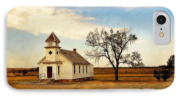 Kansas Church Phone Case by Marty Koch