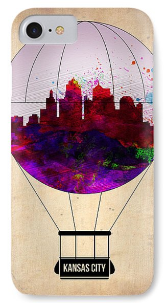 Kansas City Air Balloon IPhone Case
