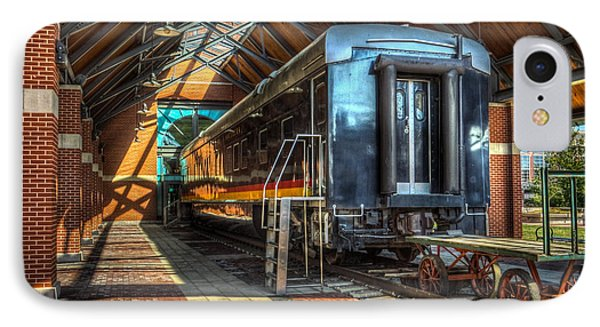 IPhone Case featuring the photograph Kansas City Southern by Ross Henton