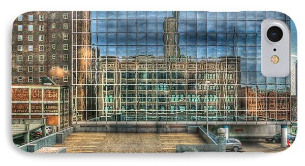 Kansas City Windows IPhone Case by Ross Henton