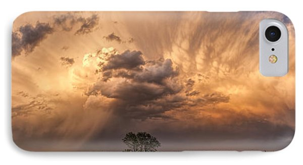 Kansas Storm Cloud IPhone Case