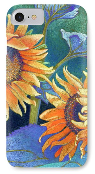 Kansas Suns Phone Case by Tracy L Teeter