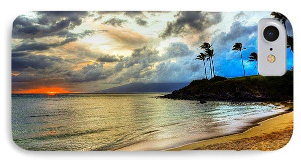 Kapalua Bay Sunset IPhone Case