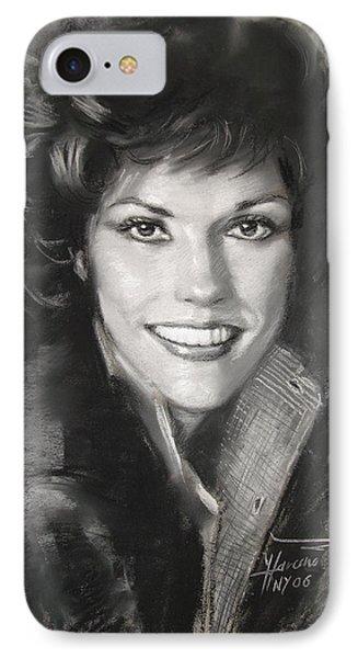 Karen Carpenter IPhone Case