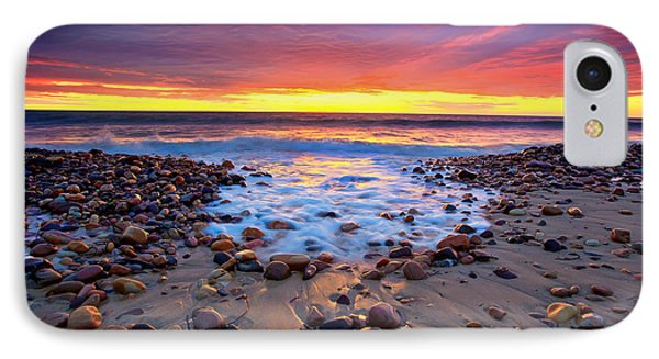 Karrara Sunset IPhone Case by Bill  Robinson