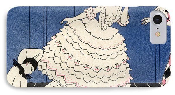 Karsavina IPhone Case by Georges Barbier