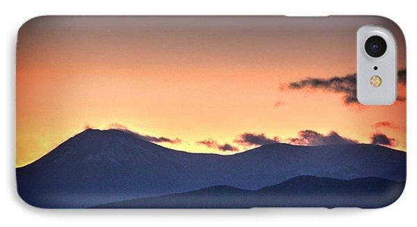 Katahdin Sunset IPhone Case