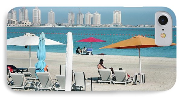 Katara Beach IPhone Case