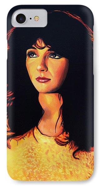 Kate Bush Painting IPhone Case