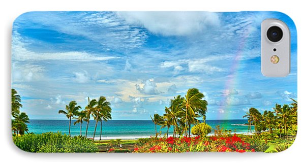 Kauai Bliss Phone Case by Marie Hicks