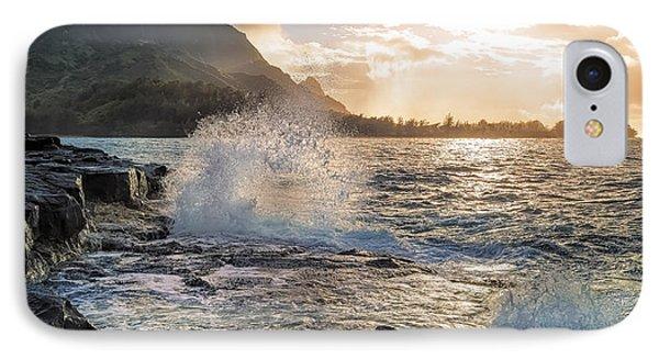 Kauai Coast IPhone Case by Hawaii  Fine Art Photography