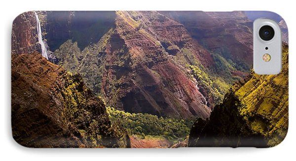 IPhone Case featuring the photograph Kauai Colors by Katie Wing Vigil