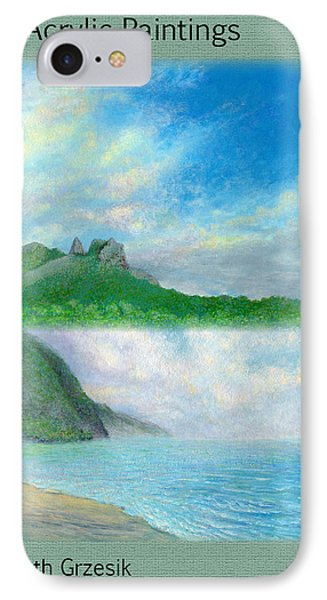 Kauai Painting Poster 2 Phone Case by Kenneth Grzesik