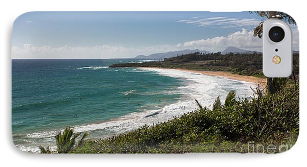 Kauai Surf IPhone Case by Suzanne Luft