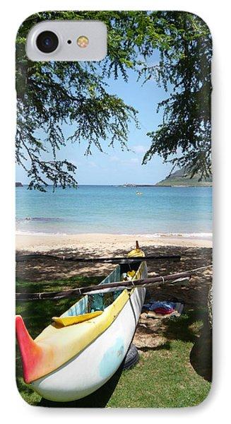 Kauai Watersports Phone Case by Dee  Savage