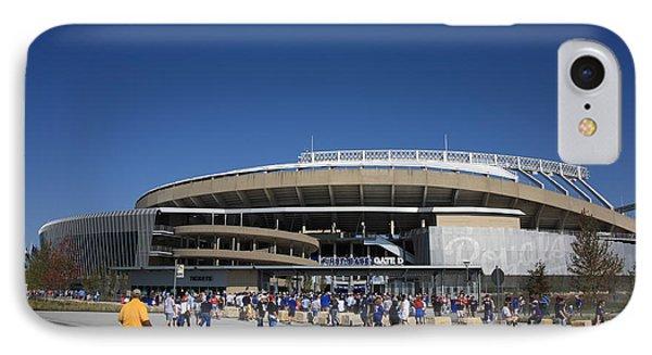 Kauffman Stadium - Kansas City Royals Phone Case by Frank Romeo