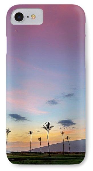 Kauhale Makai Sunset IPhone Case
