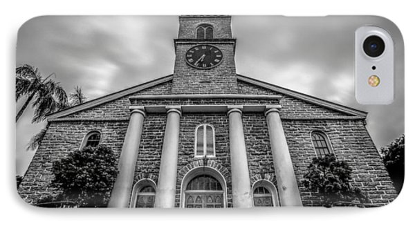 IPhone Case featuring the photograph Kawaiaho Church  by Robert  Aycock