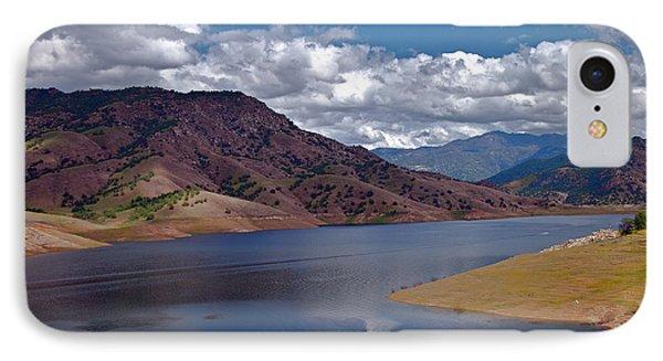 Kaweah Lake IPhone Case