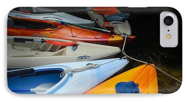 Kayak Adventure IPhone Case