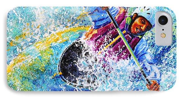 Kayak Crush IPhone Case