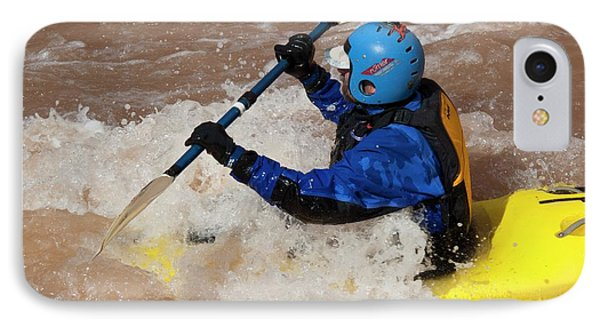 Kayaking The Colorado IPhone Case by Jim West