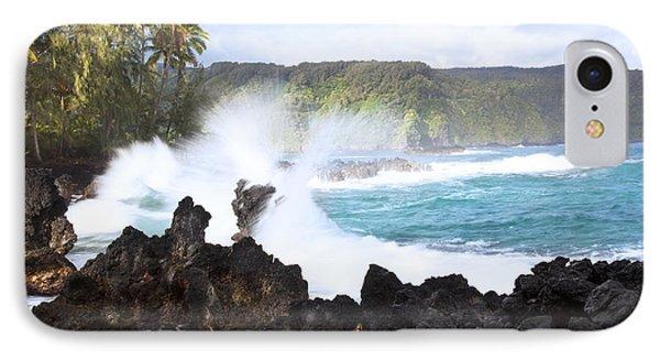 Keanae Lava Rocks Phone Case by Jenna Szerlag