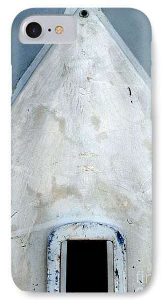 IPhone Case featuring the photograph Keel Hole by Robert Riordan
