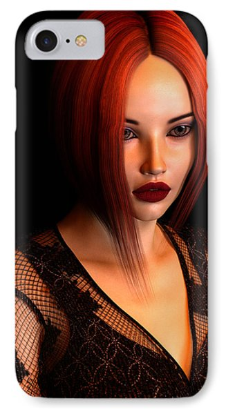 Keely IPhone Case