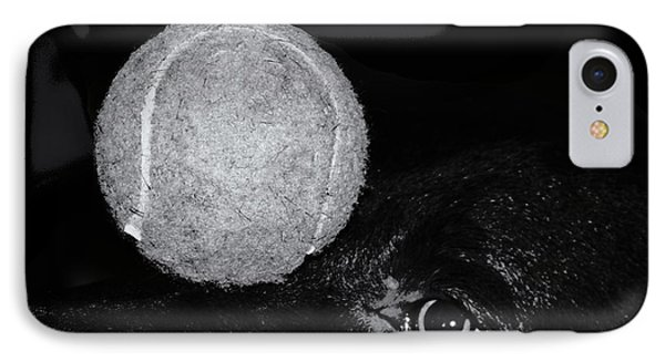 Keep Your Eye On The Ball IPhone Case
