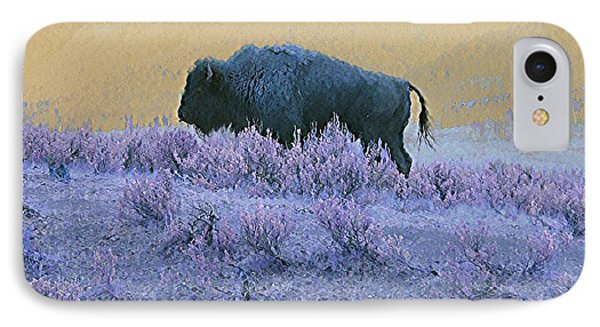 Keeper Of The Prairie IPhone Case
