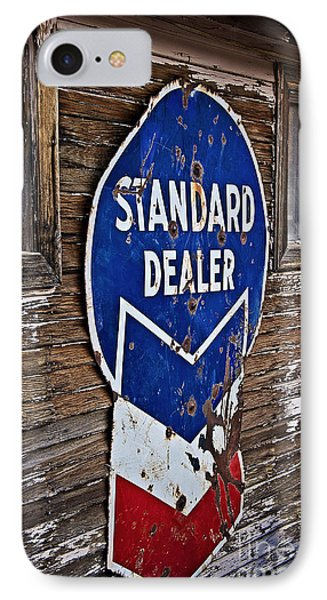 Keeping The Standard High IPhone Case by Lee Craig