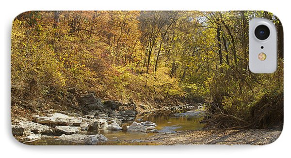 Keifer Creek In The Ozarks IPhone Case by Garry McMichael