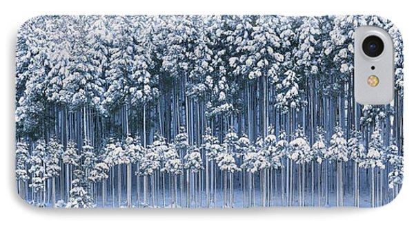 Keihoku-cho Kyoto Japan IPhone Case by Panoramic Images