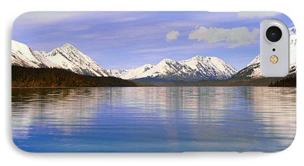 Kenai Lake, Kenai Peninsula, Alaska IPhone Case