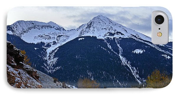 Kendall Mountain Morning IPhone Case