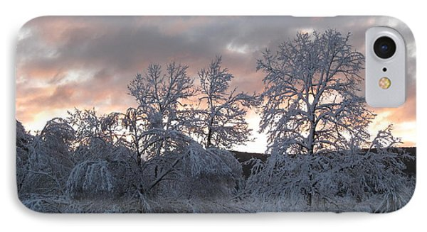IPhone Case featuring the photograph Kent Ct Oct 2011 by HEVi FineArt