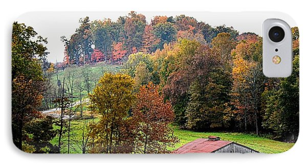 Kentucky Autumn IPhone Case