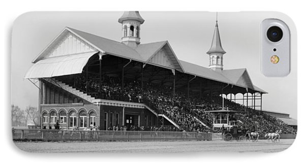 Kentucky Derby, 1901 IPhone Case by Granger