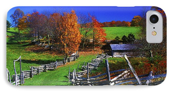 Kentucky Settlement Phone Case by Paul W Faust -  Impressions of Light
