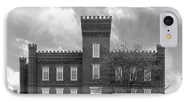Kentucky State University Jackson Hall Phone Case by University Icons
