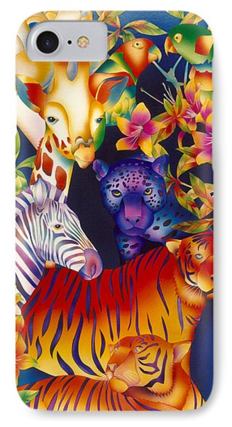 Kenya Secrets IPhone Case by Julianne  Ososke