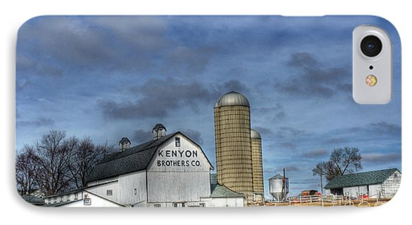 Kenyon Brothers Dairy IPhone Case