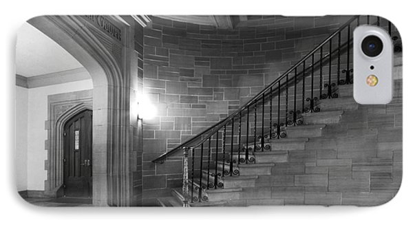 Kenyon College Peirce Stairway Phone Case by University Icons